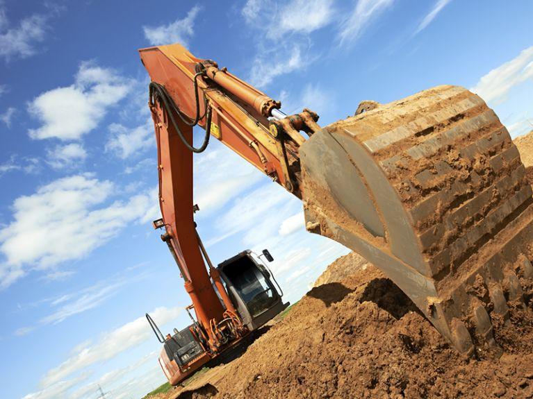 Sbancamento scavi e movimento terra Ragusa De.Sca.t di Guastella Rosario